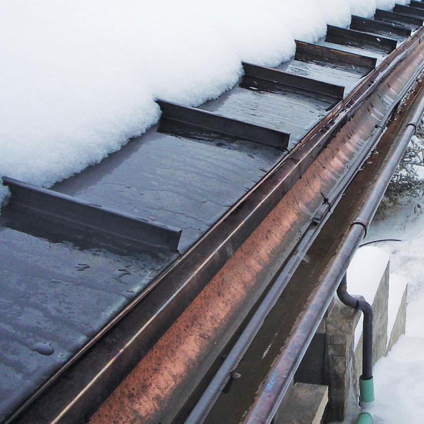 Heated Roof