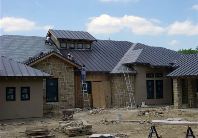 Standing Seam Amp Wall Panels Schafer And Company